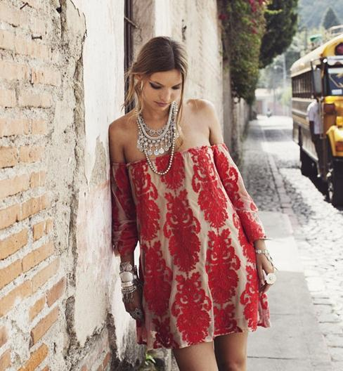 Cute hot one word lace dress