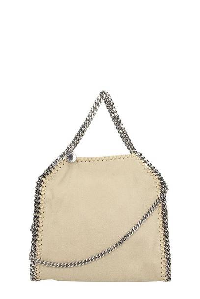 Stella McCartney mini beige bag