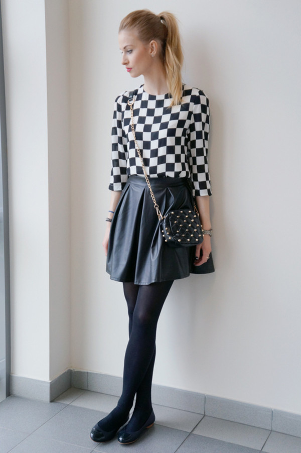 beauty fashion shopping shirt bag skirt shoes jewels