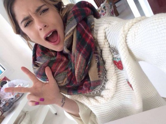 winter outfits scarf fall outfits check flannel tartan cold stylish back to school flannel scarf