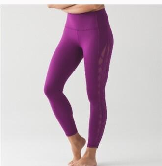 Purple Workout Leggings - Shop for Purple Workout Leggings on ...