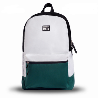 bag backpack rucksack white backpack white bag accessories accessory