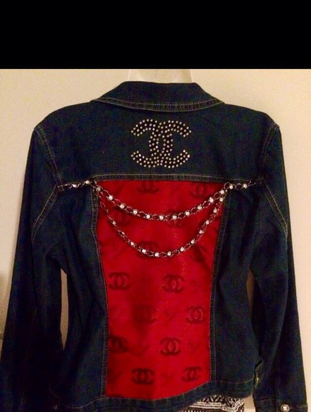 red dress jacket chanel top red diamonds velvet red velvet shirt