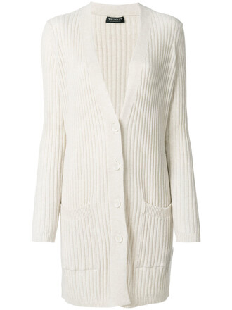 cardigan long cardigan long women white wool sweater