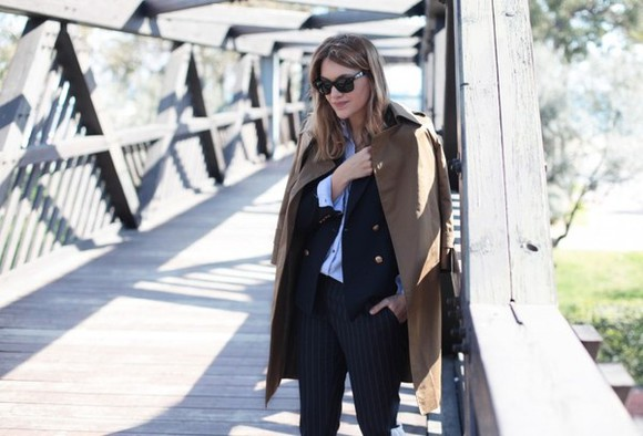 my daily style shirt coat jacket pants