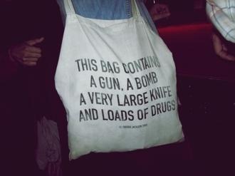 white bag bag clothes