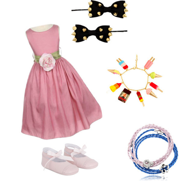 skirt flowers pink girl dresses pink girls pink bracelets pink flowers flower girl dresses shoes in pink pink shoes