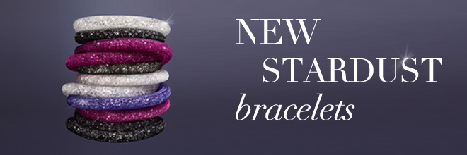 New Stardust bracelets - Swarovski Online Shop