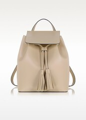 bag,nude backpack,leather backpack,forzieri,nude bag,mini backpack,bucket bag,edgy