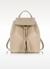 bag,nude backpack,leather backpack,forzieri,nude bag,mini backpack,bucket bag,edgy