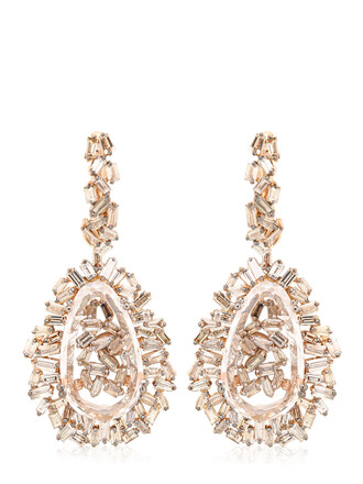 earrings rose gold rose gold jewels