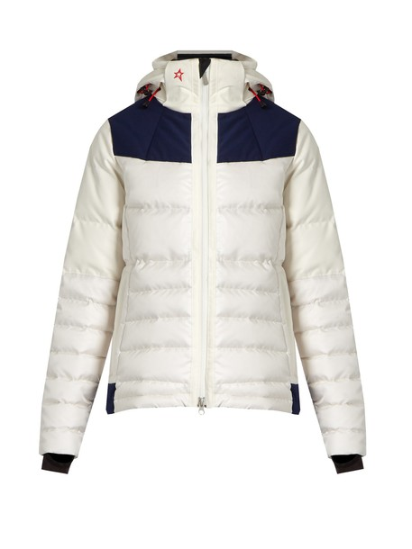 Perfect Moment jacket white