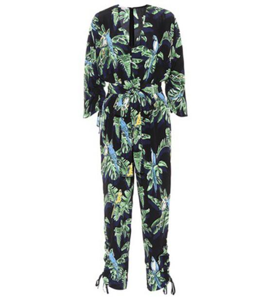 Stella McCartney jumpsuit silk