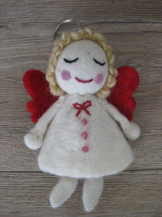 home accessory angel keychain angel wings guardian angel christmas thanksgiving cute mothers day gift idea gift ideas his and hers gifts