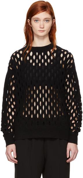 Alexander Wang pullover black sweater