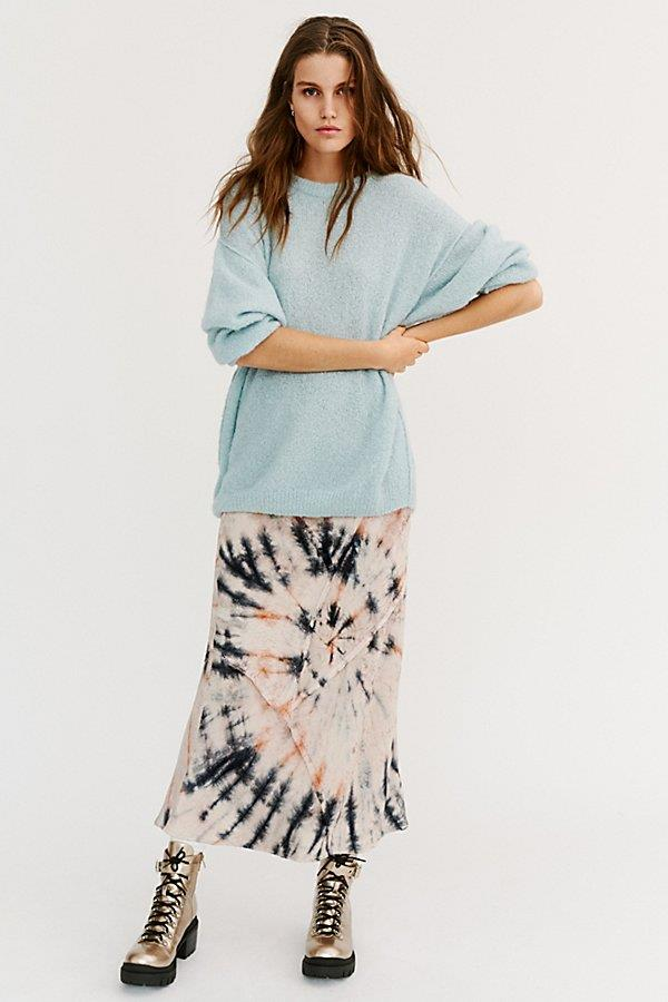 Serious Swagger Tie Dye Skirt by Bali at Free People