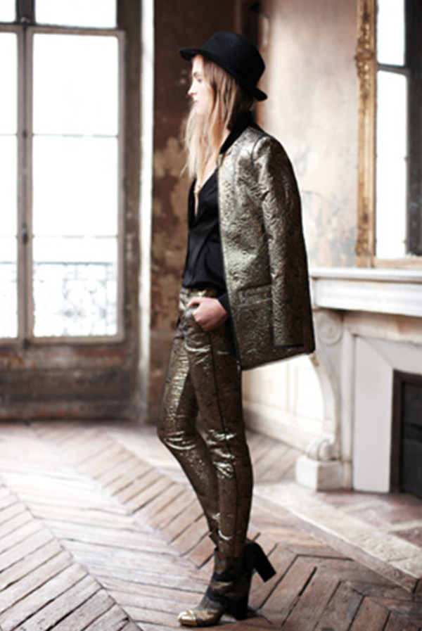jacket lookbook fashion zadig et voltaire pants