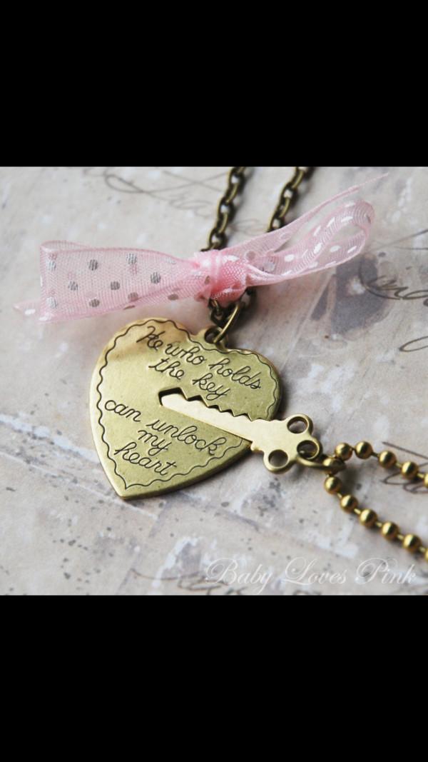 jewels couples necklaces