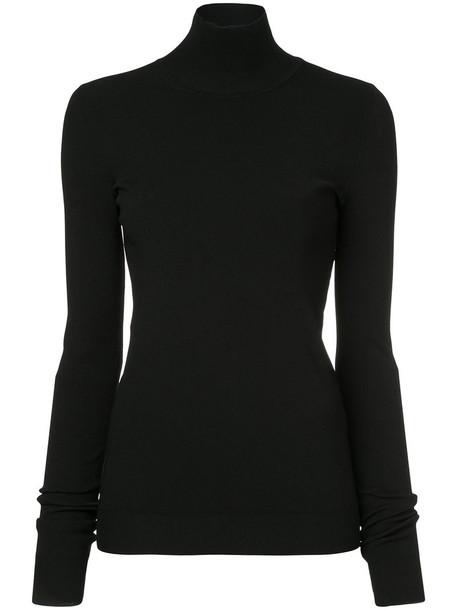 Jil Sander jumper women black sweater