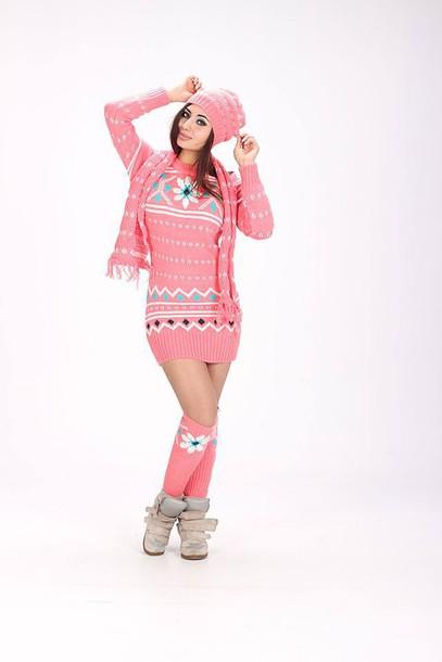 dress tunic dress