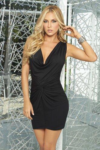 dress black dress party dress