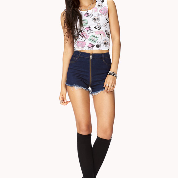 High waisted shorts pair perfectly with any gold or black crop top Shop Best Sellers· Deals of the Day· Fast Shipping· Read Ratings & Reviews2,,+ followers on Twitter.