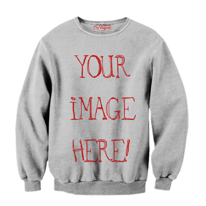 Design Your Own Sweatshirt – Yo Vogue Clothing