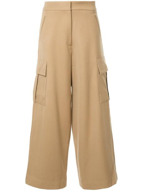 Studio Nicholson women wool brown pants