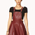 Secret Rebel Faux Leather Overall Dress   FOREVER21 - 2000072843