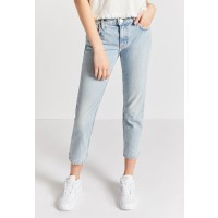 THE CROPPED STRAIGHT JEAN