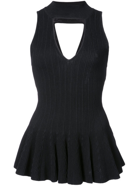 Jonathan Simkhai top sleeveless top sleeveless women black