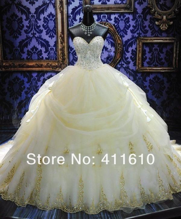 dress bridal wedding dresses long court train