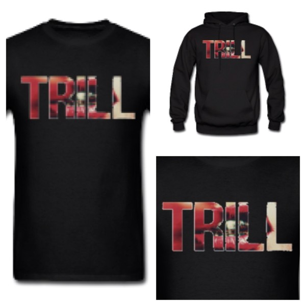 shirt sweatshirt menswear swag women trill dope