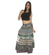 skirt,women rapron,rapron skirt,cotton rapron,organic cotton rapron,women rapron long skirt,girl rapron,printed rapron,rapron,indian rapron,handmade rapron,mandala rapron
