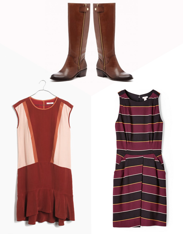 Boots Heart Dresses - A PIECE of TOAST // Lifestyle   Fashion Blog // Dallas