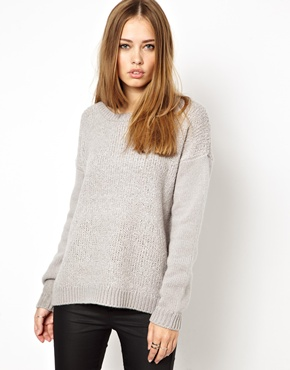 Oasis | Oasis Boucle Sweater at ASOS