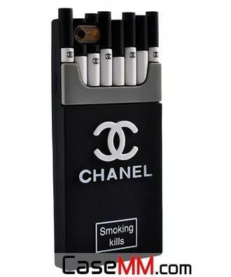 make-up chanel cigarette box iphone 6 cases chanel cigarette iphone case