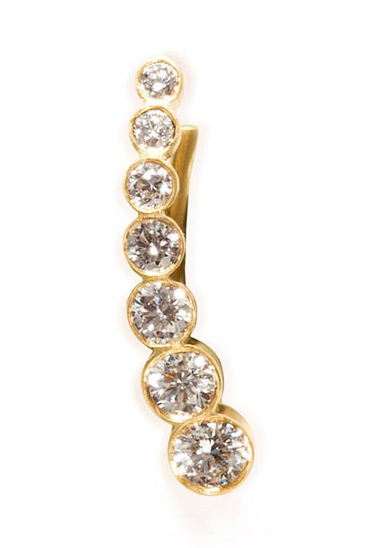 Sophie Bille Brahe gold white jewels