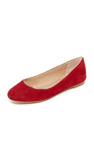 ballet flats ballet flats gold shoes