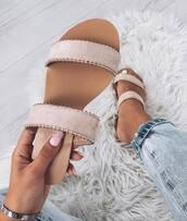 sandals,pink sandal,shoes