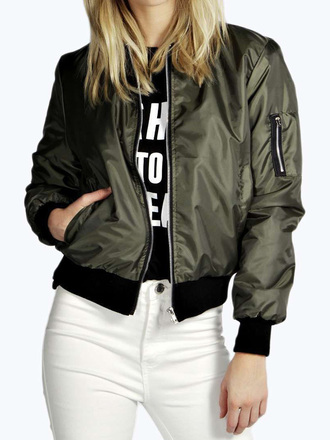 jacket bomber jacket army green jacket army green zip trendy zaful fall outfits quote on it white white jeans camouflage edgy