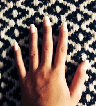nail accessories french tip nails