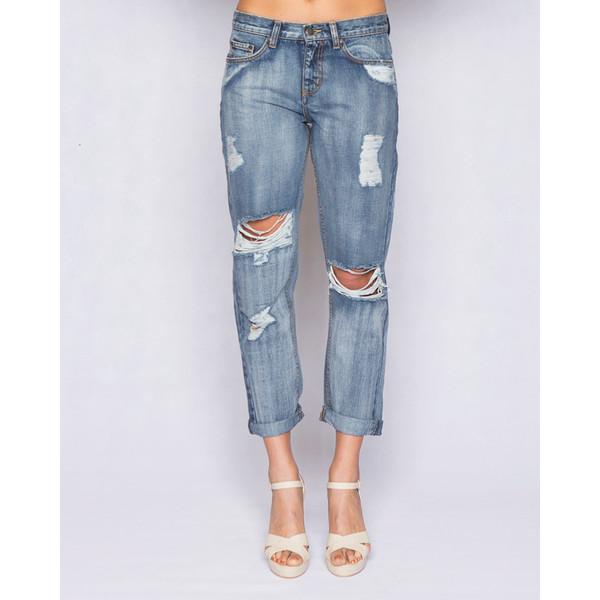 DRICOPER Marla Baggies Jeans - Polyvore