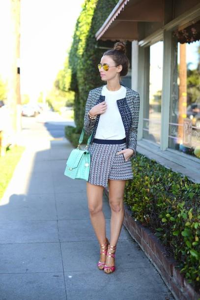 m loves m t-shirt shoes bag sunglasses