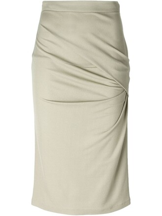 skirt pencil skirt nude