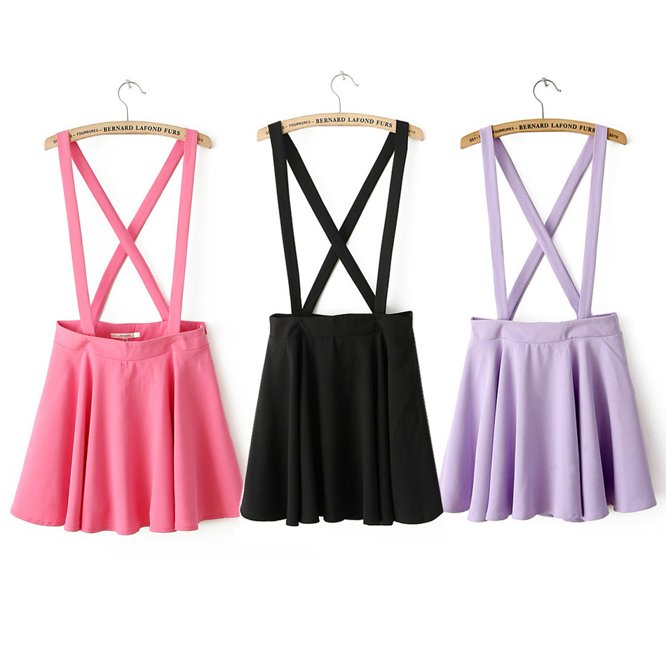 ♥ Suspender Skirts ♥ from True Blue QT on Storenvy