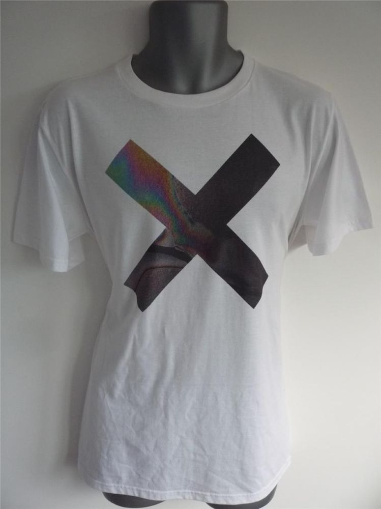 The XX Coexist Cross Logo T Shirt Indie Cross Crooks Amsterdam | eBay