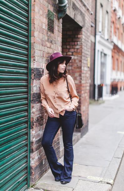 wish wish wish blogger hat shirt jeans