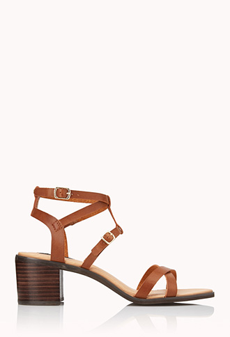 Favorite Chunky Sandals | FOREVER21 - 2000066039