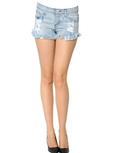 SHORTS - REVERSE -  LUISAVIAROMA.COM - WOMEN'S CLOTHING - SPRING SUMMER 2014